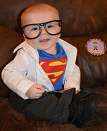 Clark Kent Superman Homemade Costume