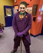 Classic Joker Homemade Costume