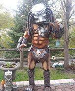 Classic Predator Homemade Costume