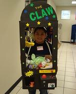 The Claw DIY Halloween Costume