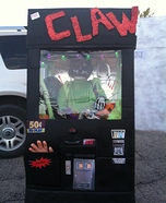 Claw Machine Costume