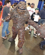 Clayface from Batman Homemade Costume