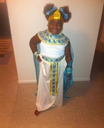 Cleopatra Costume for Girl