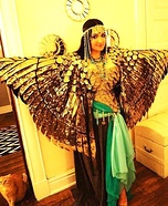 Cleopatra Homemade Costume