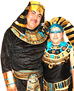 Cleopatra and Pharaoh Couple Costume
