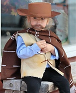Clint Eastwood Homemade Costume