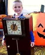 Hickory Dickory Dock Clock Costume