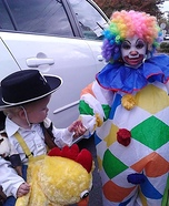 Clown and Cowboy Costumes