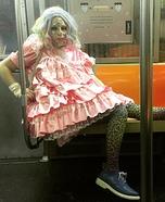 Club Kid Lisa Frank Homemade Costume