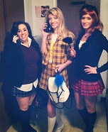 Clueless Homemade Costume
