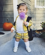 Clueless - Cher Homemade Costume