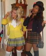 Clueless: Cher and Dion Costume