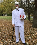 Colonel Sanders Costume for Men