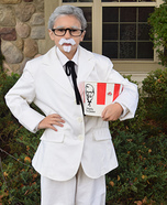 Colonel Sanders Child Costume