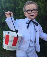 Colonel Sanders Costume DIY
