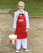 Colonel Sanders Homemade Costume