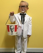 Colonel Sanders Halloween Costume for Boys