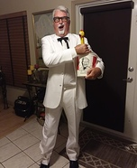 Colonel Sanders - KFC Homemade Costume