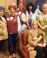 Coming to America Group Costume