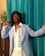 Coming to America Randy Watson Homemade Costume