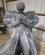 Concrete Angel Homemade Costume
