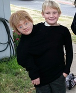 Conjoined Twin Homemade Costume