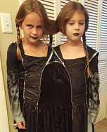 Conjoined Twins Homemade Costume