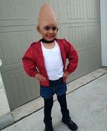 Connie Cone Head Homemade Costume