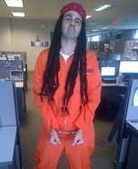 Convict for Life Homemade Costume