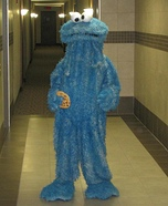 Mappets Cookie Monster Costume