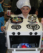 Chef Cook Costume