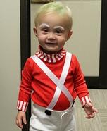 Toddler Oompa Loompa Costume