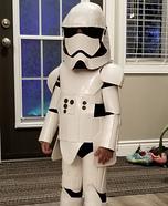 Cooper Trooper Homemade Costume