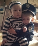 Cops and Robbers Costumes