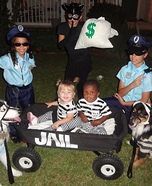 Cops & Robbers Costumes for Kids