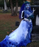 DIY Corpse Bride Costume