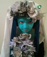 Corpse Bride Girl's Costume