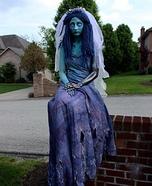 Corpse Bride Homemade Costume