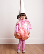 Cutest Halloween costumes for babies - Cotton Candy Halloween Costume
