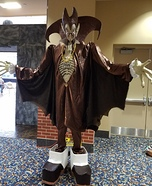 Count Chocula Homemade Costume