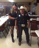 Couple of Cops Costume
