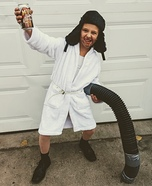 Cousin Eddie Homemade Costume