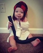 Cousin Eddie Baby Homemade Costume