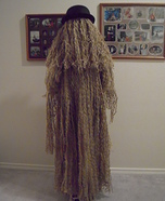 Addams Family Cousin It Costume