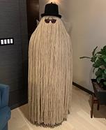 Cousin Itt Homemade Costume