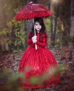 Couture Vampire Homemade Costume