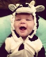 Cow & Hotdog Baby Costume