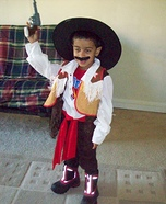 Cowboy Homemade Costume