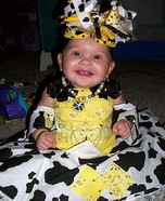 Cowgirl Baby Costume