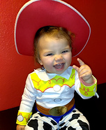 Toy Story Cowgirl Baby Costume